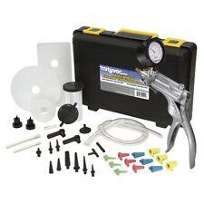Silverline Elite Hand Vacuum / Pressure Pump Automotive Kit MITMV8500 Brand New!