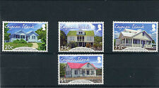Cayman Islands 2014 MNH Sister Islands Traditional Houses 4v Set Architecture