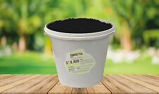 20LCompost for Compost Tea-Microbial Active Fungi Bacteria Microorganisms Soil