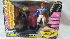 Wildcats Spartan VS Helspont Jim Lee Collector's Edition New 1995 Sealed