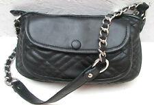 -AUTHENTIQUE petit sac à main KESSLORD cuir matelassé TBEG vintage bag