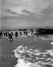 "New 8x10 World War II Photo: Coast Guard-manned ""Sea-Horse"" Landing Craft"