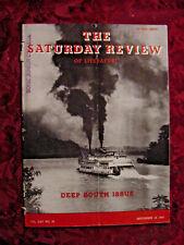 SATURDAY REVIEW September 19 1942 Deep South Roark Bradford Harnett T. Kane