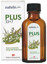 Nahrin Herbal Oil Plus 33+7 -50ml - (100% Pure essential oil - High quality)