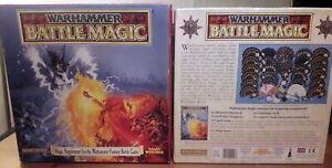 Warhammer Fantasy Battles 4th edition - Magic Box Set 1992 - Complete - GW