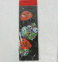 Vintage Google Eye Owls Hanging Paper Mobile Fully Assembled Made in Japan