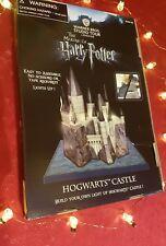💖 Harry Potter Official Warner Bros Studio Tour Build a Hogwarts + lights!!  💖