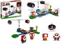 LEGO Super Mario Bill Barrage Expansion Set 71366 Building Kit Ages 7+ Toy Build
