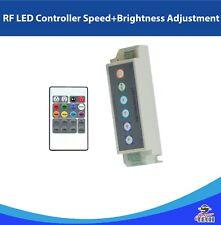 RF LED Controler Speed+Brightness Adjustment UK seller