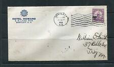 USA 1932 cover, Los Angeles Olympics VF