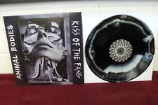 ANIMAL BODIES Kiss Of The Fang LP Black/White Color Vinyl Sweating Tapes Records