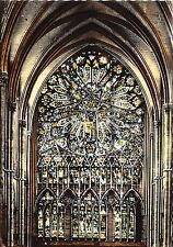 BF40532 amiens la cathedrlae rosace du tansept nord france stained glass vitraux