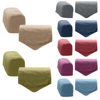 Large Chair Back Slip Arm Cover Cap Antimacassar Sofa