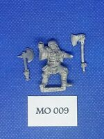Warhammer Fantasy Games Whorkshop Mordheim - Kislevite Henchman - MO09