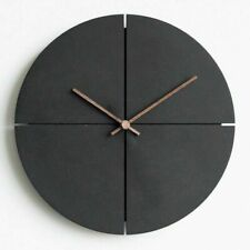 Wooden Wall Clock Creative Minimalist Silent Nordic Hanging Watch Home Decors