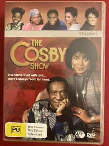 THE COSBY SHOW 4 DVD BOX SET REGION 4