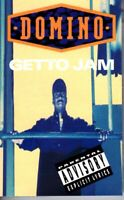 Domino Getto Jam 1993 Cassette Tape Maxi Single Rap Hiphop