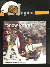 "Jaguar Models 1/35 ""Snow Patrol"" Germans in Winter Uniforms(2 Resin Fig) - 63130"
