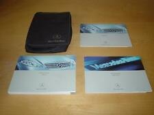 MERCEDES A CLASS W169 Owners Handbook Manual ​DEUTSCH GERMAN BETRIEBSANLEITUNG