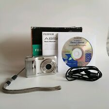 Fujifilm Digital Camera FinePix A Series A850 8.1MP Zoom 3x - Silver