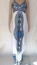 African Traditional Dashiki Baizin Kaftan Dress
