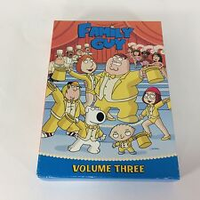 Family Guy Volume 3 Three 3 Discs Extra and Special Features