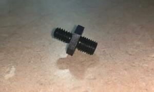 """Roloc threaded 1/4"""" adapter for Snap-On or Earthquake polisher / sander"""