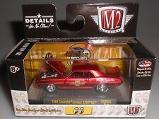 M2 Machines Mooneyes 1969 Chevrolet Camaro Z/28 RS Red 1:64 NEW SEALED