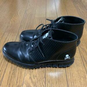 mastermind Japan COLE HAAN ZEROGRAND CHUKKA Black men's Size : US8