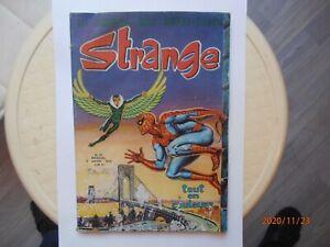 STRANGE n°61 mensuel (DL janv 1975) en BE