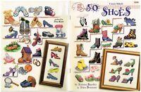 American School of Needlework Cross Stitch Leaflet 50 Designs (You choose)