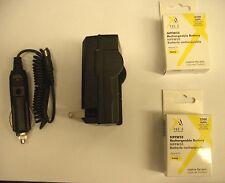 Two NP-FW50 Batteries +Charger for Sony NEX-3 NEX-5 DSLR-SLT-A33 SLT-A35 SLT-A55