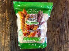 Organic Amaranth Seeds Popped - High Protein, Gluten free, Non-GMO - Amaranto