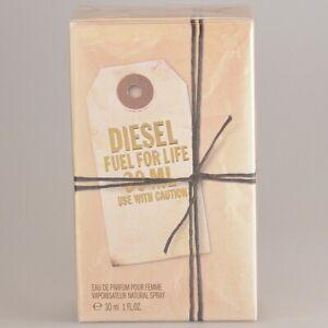 30 ml Diesel Fuel for Life Woman Damenduft Damen EdP Eau de Parfum Spray