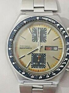 Seiko Kakume 6138-0030 ( all without reserve price )