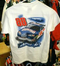 CHASE #88 NATIONAL GUARD WHITE YOUTH TEE SHIRT DALE EARNHARDT JR X SMALL 2/4 NWT