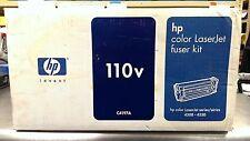 New Genuine HP Color LaserJet 4500 4550 Fuser Kit C4197A NIB
