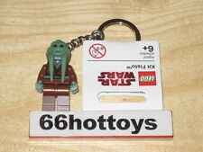 LEGO Star Wars Kit Fisto Minifigure KeyChain 852945 New