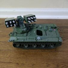 GI Joe Wolverine Tank Vintage Vehicle Hasbro 1983 Complete With Tow Cable