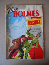NICK HOLMES Magazine n°6 1965 (?) edizione BRAZIL  [G461] BUONO