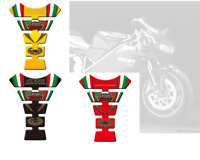3D Gas Fuel Protector Tank Traction Pads Sticker For DUCATI 748 916 996 998