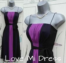 Principles-magnifique couleur de bloc ample robe sz 10 EU38 mariage!