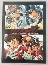 "Eyeshield 21 Doujinshi ""VS! That is worthy of a Night!"" ( comedy )"