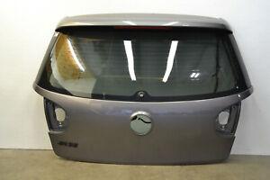 MK5 VW GTI R32 Hatch Deck Lid Panel Trunk W/ Spoiler United Grey Oem 2006-2009