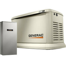 Generac 7043 22KW Guardian Standby Generator w/ 200a 3R Auto Transfer Switch New