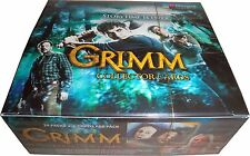 Breygent 2013 Grimm Factory Sealed Trading Card Box w/ Autograph & Costume