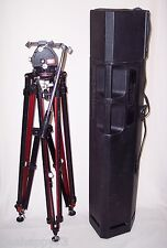 O'Connor OConnor Tripod 55 M-C with fluid head 30B and molded hard case