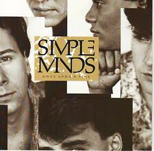 SIMPLE MINDS - Once Upon a Time NM 1985 Virgin UK 1st press no IFPI CDV-2364