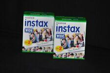 40 Farbbilder für  Instax 210  für Fuji Film Sofortbildkamera