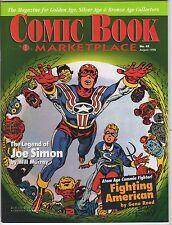 Comic Book MarketPlace #62 ( Joe Simon issue )  NM